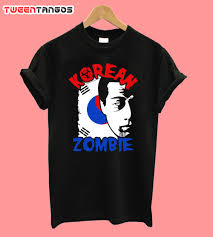 Korean Zombie T shirt