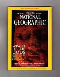 the national geographic magazine with