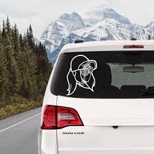13 17cm Rezz Edm Dj Girls Vinyl Decal Car Stickers Laptop Decals Truck Bumper Window Waterproof Pattern Decoration Art L818 Car Stickers Aliexpress