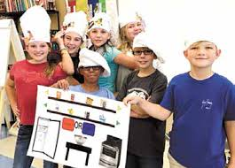 Lego League teams do well at competition