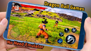 dragon ball games for android ios