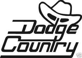 Dodge Country 4x4 Cummins Diesel Truck Off Road Window Sticker Decal