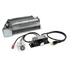 fbk 250 fireplace blower fan kit for