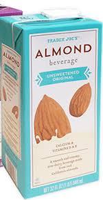 almond milk the best and worst brands