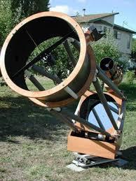 telescope and equipment