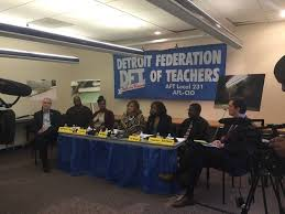 Detroit Federation of Teachers files lawsuit against Detroit Public  Schools, Darnell Earley | Teacher files, Public school, American federation  of teachers