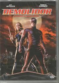 o demolidor pleto em dvd dublado