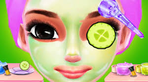 fun makeover game take care of the