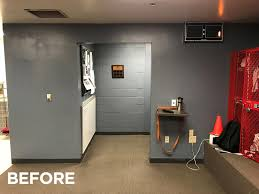 Project Highlight Azusa Pacific University Locker Room Graphics Ami Graphics
