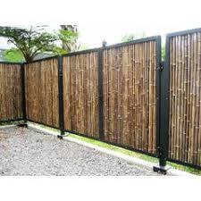 Japanese Bamboo Fence Wayfair