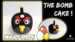 Angry Birds 3D BOMB Cake | How to make from Creative Cakes by Sharon (With  images)
