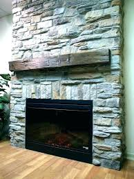 corner stone fireplace ideas on stacked