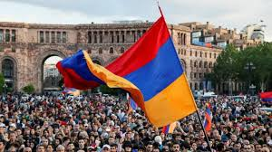 Paradox of power: Russia, Armenia, and Europe after the Velvet Revolution |