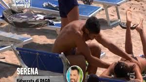 Temptation Island Vip, Serena Enardu distrugge Pago: