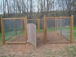 Diy Dog Fence Ideas And Installation Tips 6 Best Cheap Designs