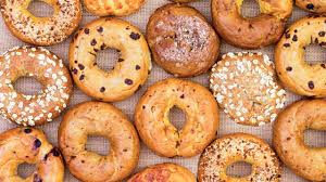 how many calories are in a bagel