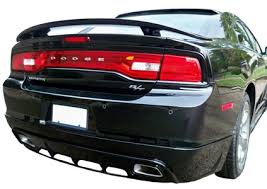 Dodge Charger Rt Painted Rear Spoiler Wing Fits 2006 2013 Models
