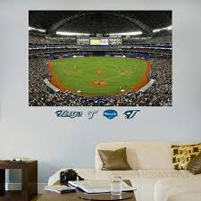Toronto Blue Jays Rogers Centre Stadium Mural Wall Decal 72 X 48 In Amazon Ca Home Kitchen