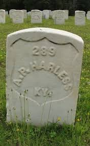 Alfred Preston Harless 1840-1864  http://harless-homepage.com/tree/p108.htm#i5378   Grave marker, Grave, Find  a grave