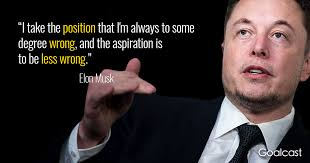 elon musk quotes that will make you reconsider what is possible