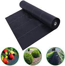 agfabric 3x100 ft landscape fabric weed