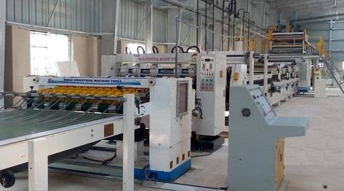 Image result for 5 ply Automatic corrugated machine""