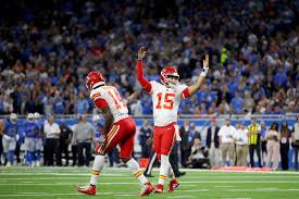 Kansas City Chiefs survive, beat Lions ...