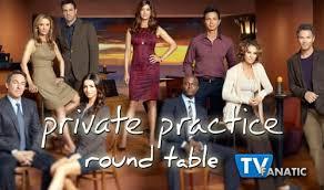 "Private Practice Round Table: ""Andromeda"" - TV Fanatic"