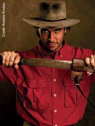 """Digging"""" Josh Bernstein - Channel Guide Magazine"""