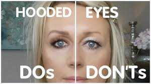 hooded droopy eyes tips and tricks