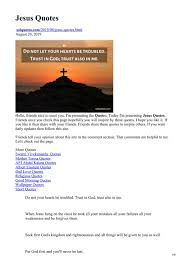 jesus quotes by saiquotes issuu