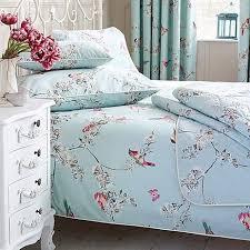 shabby chic bedrooms duck egg duvet cover
