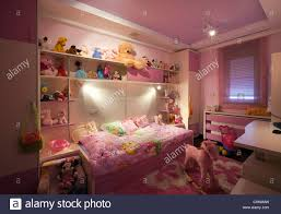 Interior Of A Kid Room Modern Design With Furniture And Toys All Stock Photo Alamy