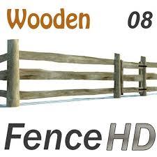 Agricultural Fence 3d Model 9 3ds Obj Max Free3d