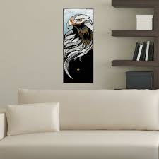 My Wonderful Walls Eagle Wall Decal Wayfair