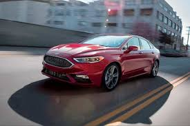 2018 ford fusion changes vs 2017 ford