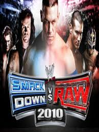 wwe smackdown vs raw 2010 game