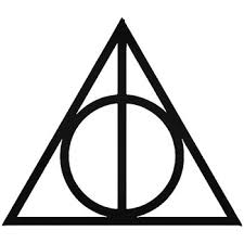 Deathly Hallows Always Harry Potter Decal Sticker