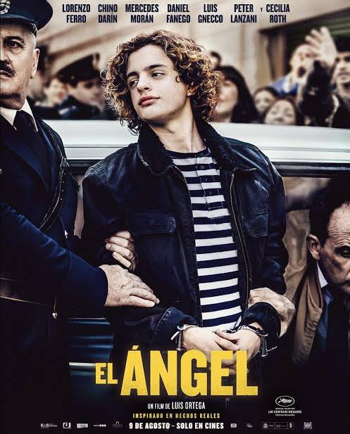 「el angel poster」の画像検索結果