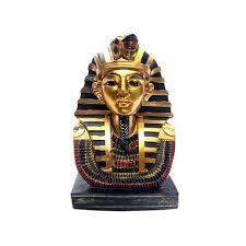 tutankhamun egyptian boy pharaoh bust
