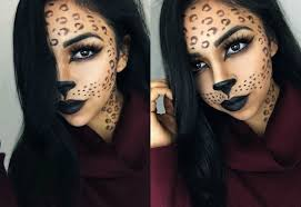 cheetah print makeup for saubhaya makeup
