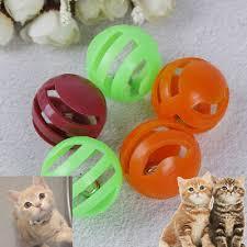 5pcs funny plastic colorful games cat