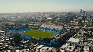 Estadio Julio César Villagra - Wikipedia, la enciclopedia libre