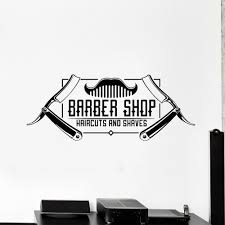 Business Office Industrial Retail Shop Fitting Retail Shop Fitting Barber Shop A Cut Above Hair Salon Window Wall Door Vinyl Decal Sticker Sign Business Office Industrial Wwtrek Com