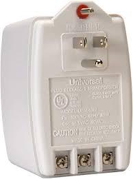 universal plug in transformer class 2