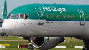 aer lingus receives first airbus a321