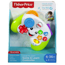 fisher laugh learn game