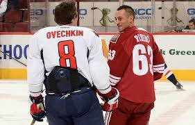 """Mike Ribeiro Shreds Capitals En Francais: Ovechkin is """"Part of the ..."""