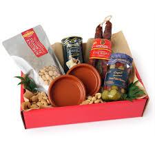 mini tapas gift box spanish food and