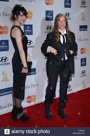 Singer Patti Smith and her daughter Jesse Smith arrive at the ...